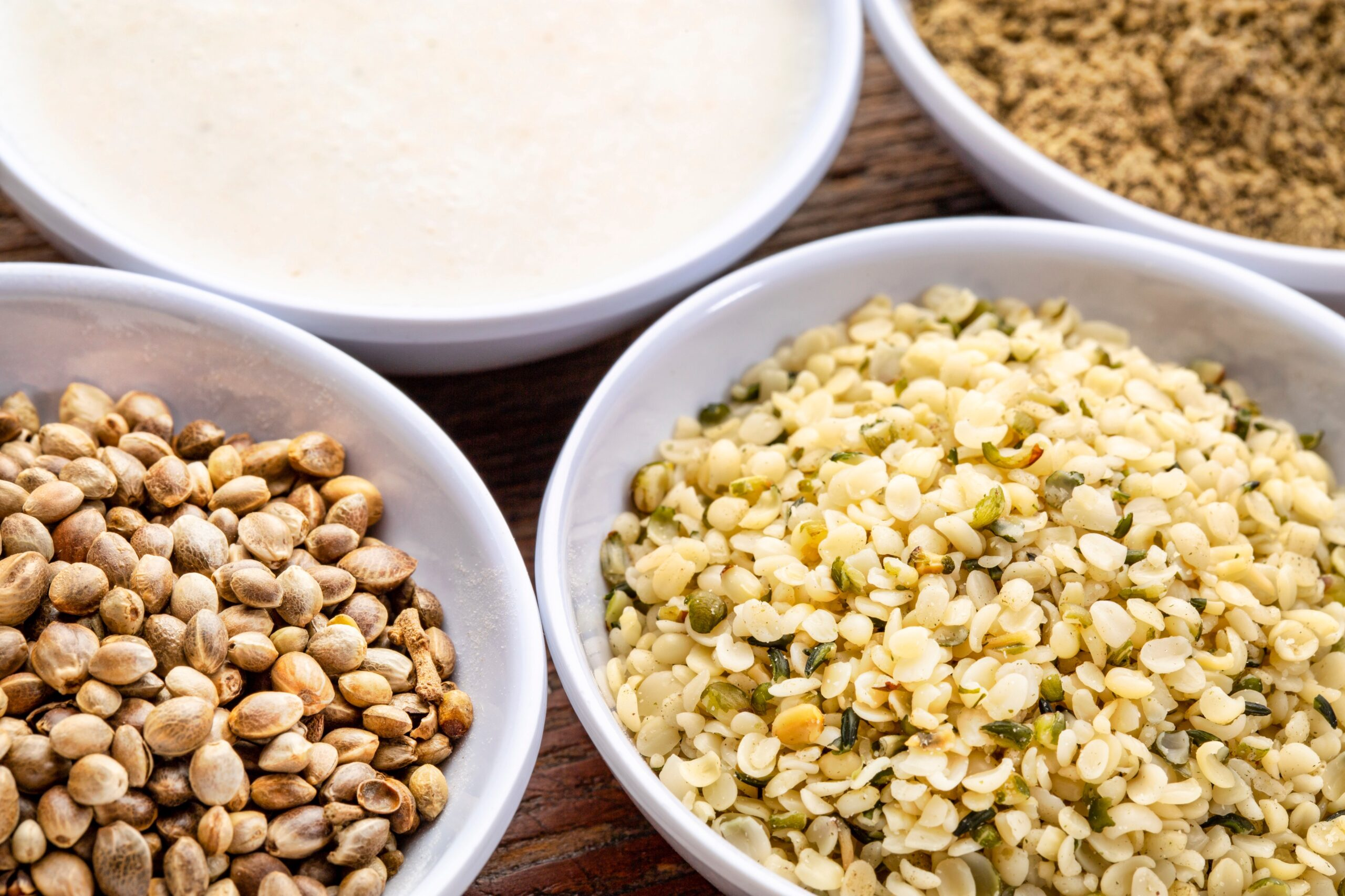 Eating Hemp for a Raw Diet