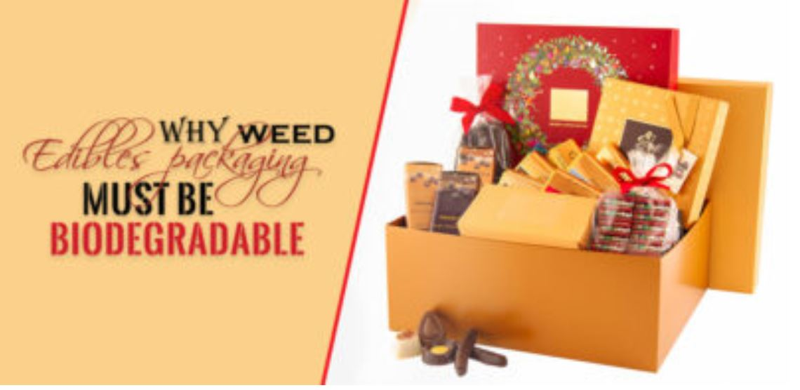Weed Edibles Packaging